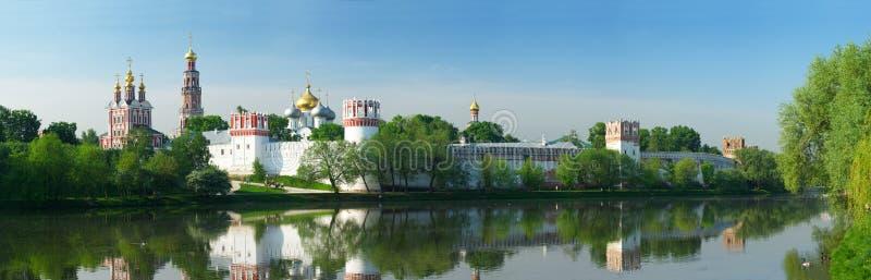 Couvent P de Novodevichy photos libres de droits