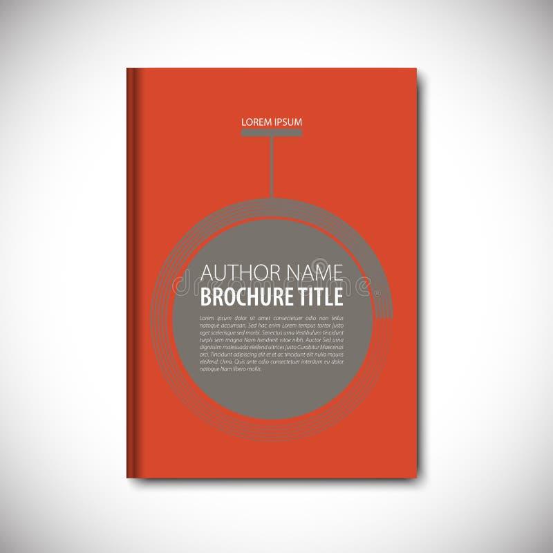 Download Couverture de brochure illustration de vecteur. Illustration du letterhead - 56484727