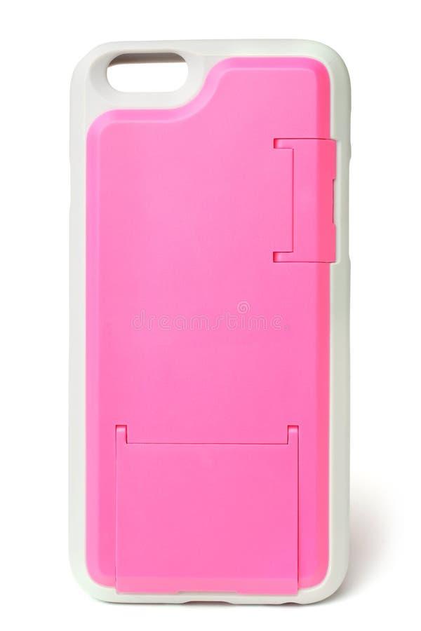 Couverture de téléphone portable images stock