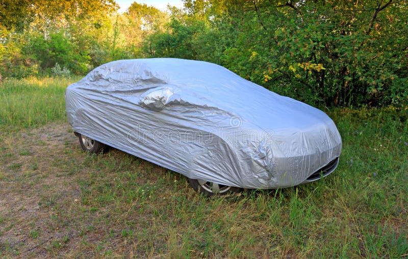 Couverture de voiture photos stock
