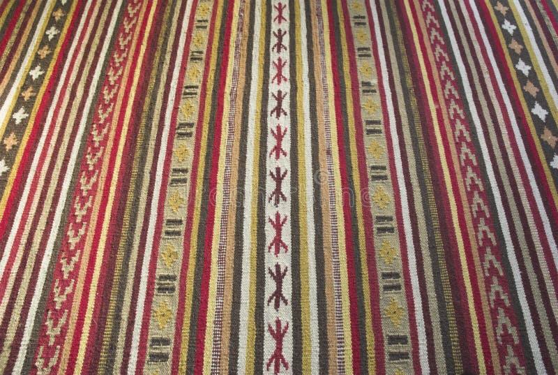 couverture ethnique photo stock image du tapis detail. Black Bedroom Furniture Sets. Home Design Ideas