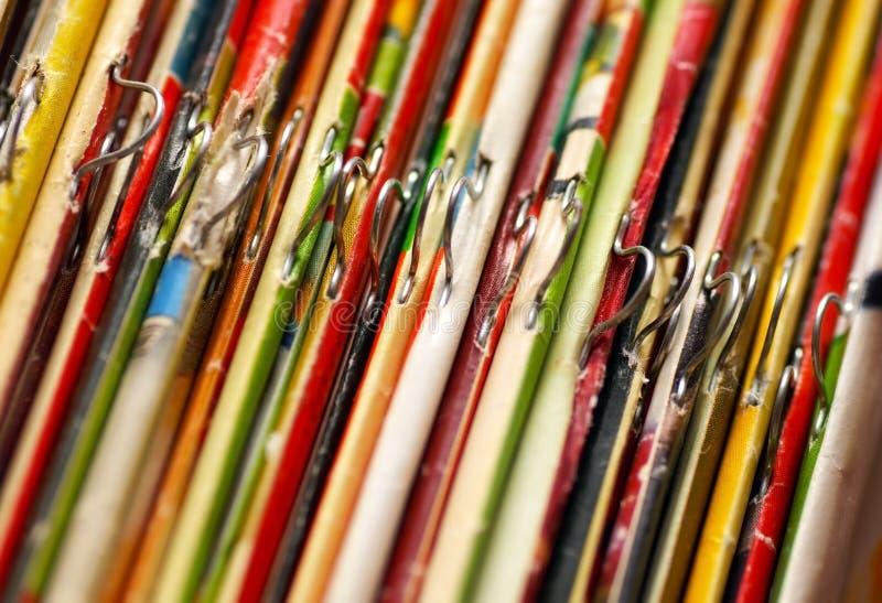 Couvertures de magazines photos libres de droits
