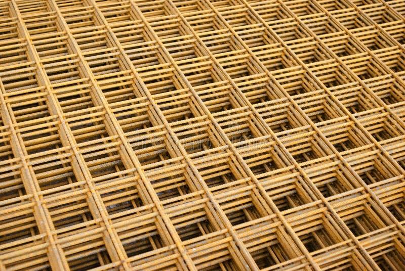 Couvre-tapis en acier images libres de droits