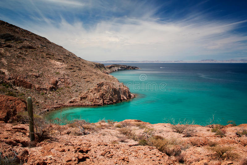 Download Cove stock foto. Afbeelding bestaande uit baai, mexico - 54082092