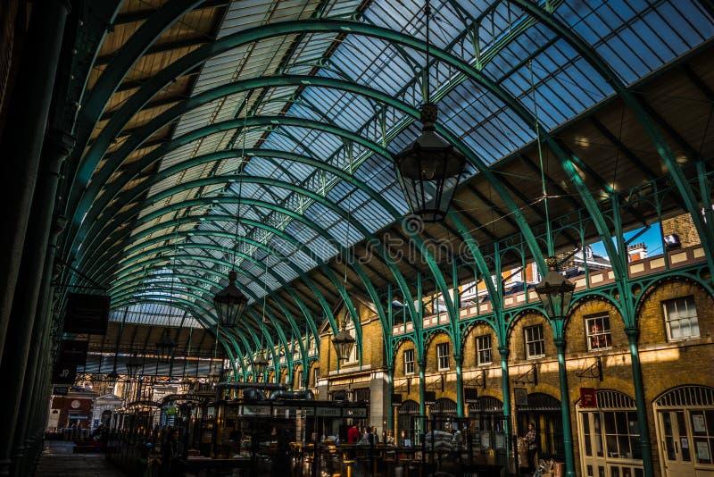 Covent ogród Londyn zdjęcie royalty free