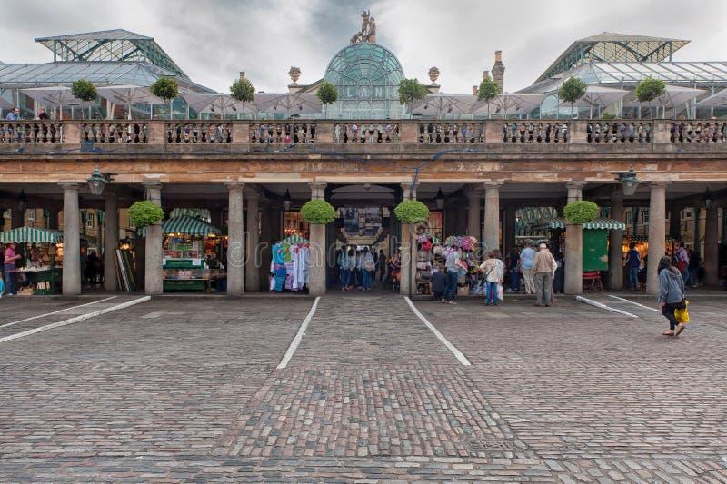 Covent ogródu rynek zdjęcia stock