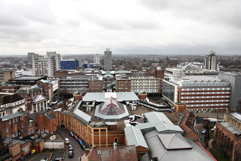 Coventry stockfotografie
