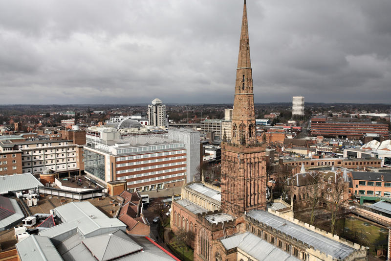 Coventry imagem de stock