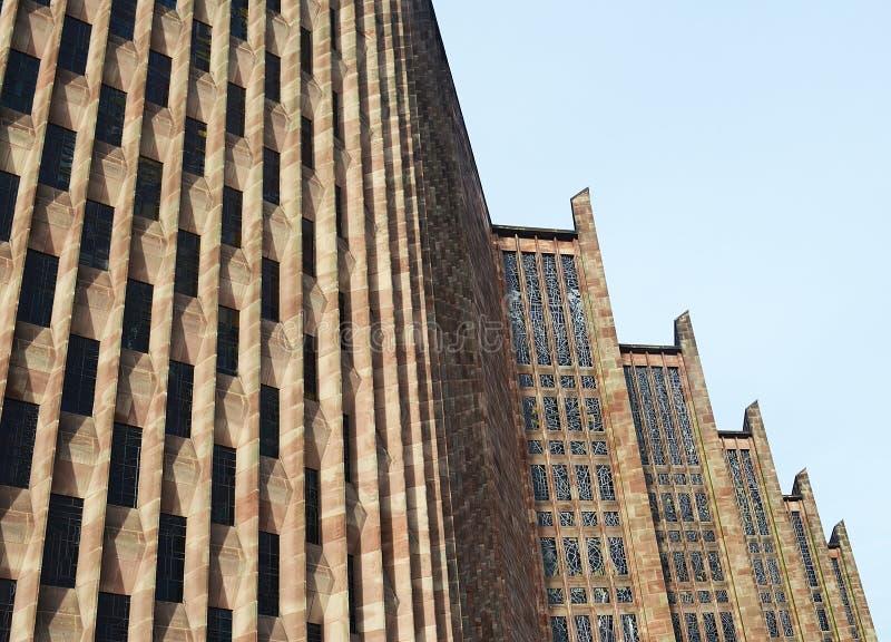 Coventry domkyrka arkivfoton
