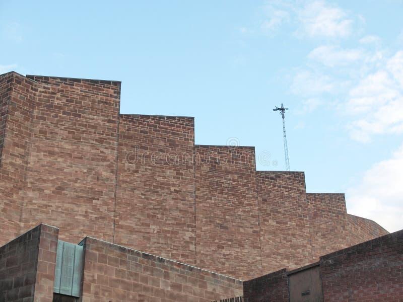 Coventry-Kathedrale stockfotografie