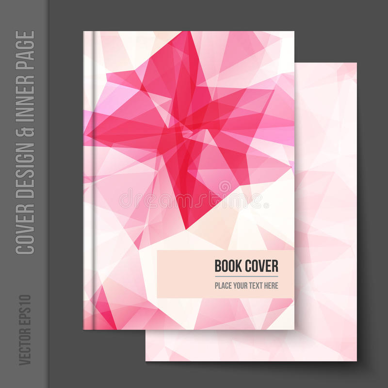 Free Cover Design For Business Brochure, Annual Report Royalty Free Stock Image - 76878536