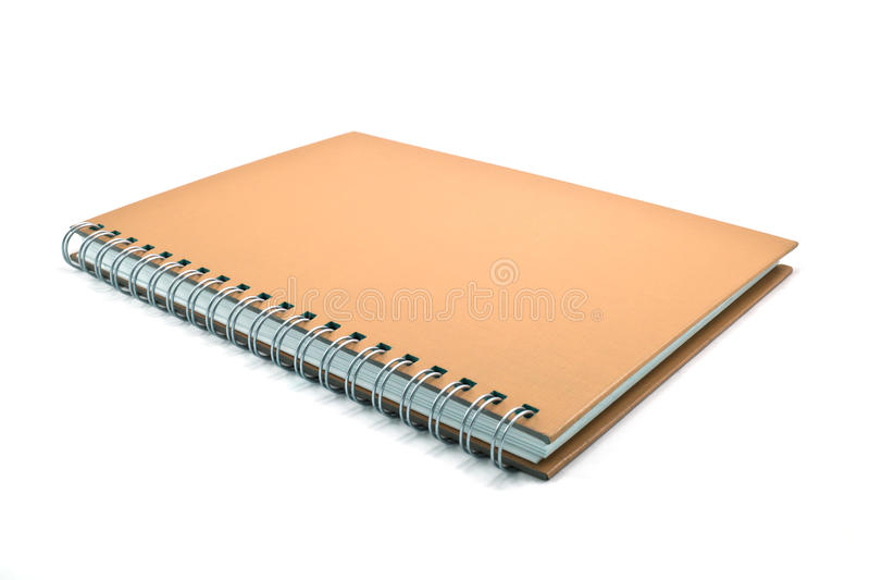 Download Cover of notebook stock photo. Image of clean, list, office - 39512670