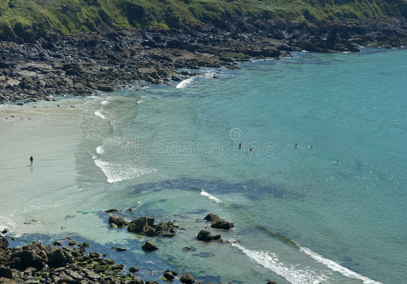 Download Coverack stock image. Image of coastline, coast, holiday - 5621723