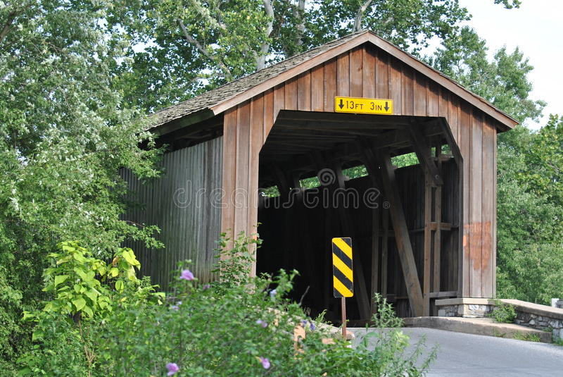 Download Covered Bridge Stock Images - Image: 26120404