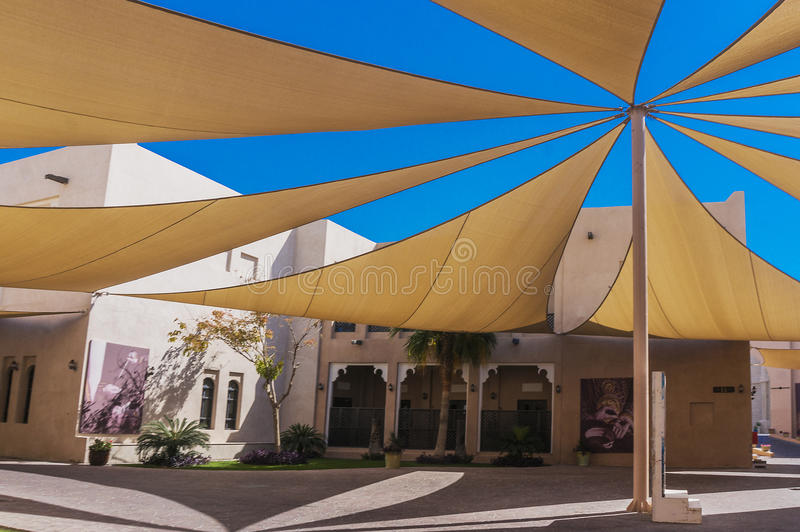 Download Covered Street In Katara Cultural Village In Doha, Qatar Editorial Photo - Image: 83723336
