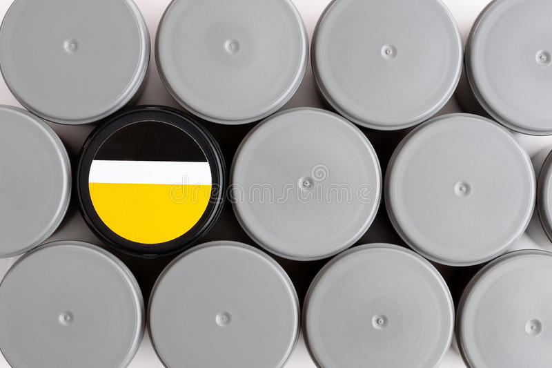Download Covers Of Plastic Containers For Photographic Film Stock Image - Image: 18520469