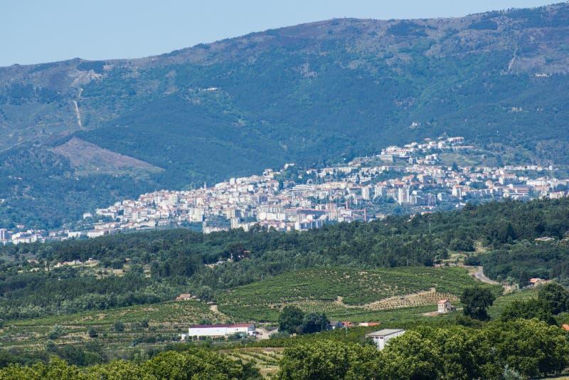 Download Covilhã City, Cova Da Beira, Beira Baixa Province, Castelo Branco District, Portugal Stock Photo - Image: 55232754