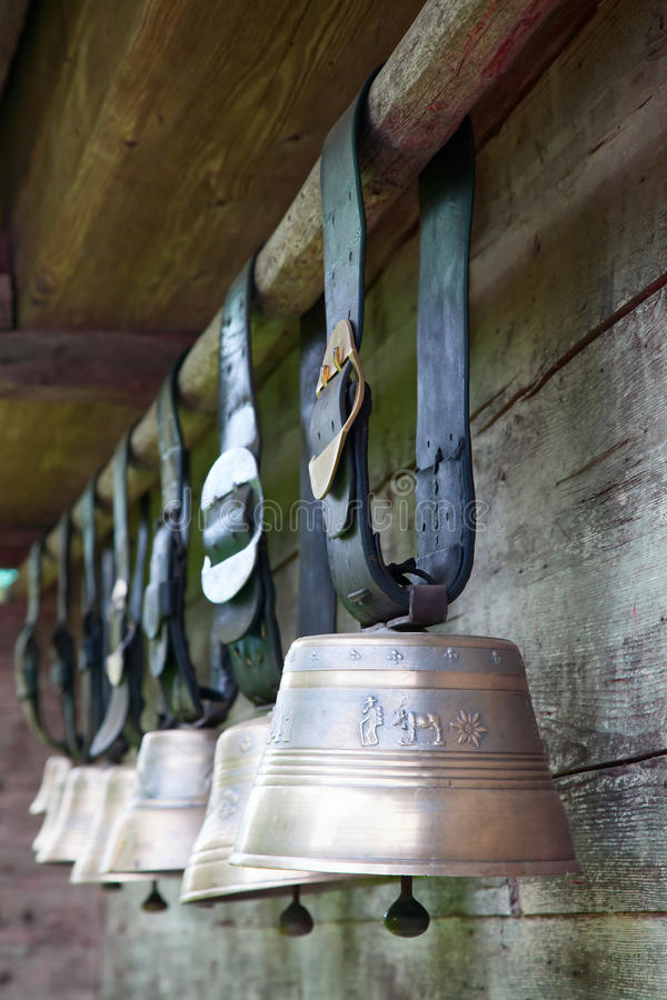 Free Cow Bells Royalty Free Stock Photography - 26312547