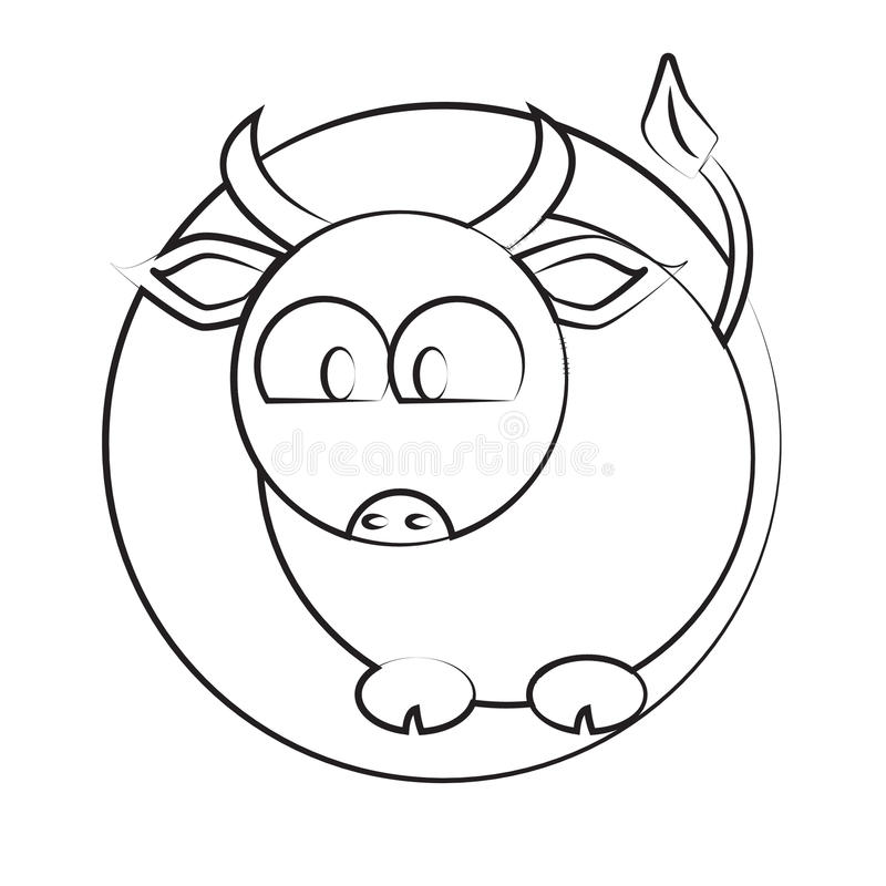 Cow. S are raised for many reasons including: milk, cheese, other dairy products, also for meat such as beef and veal and materials such as leather hide. In vector illustration