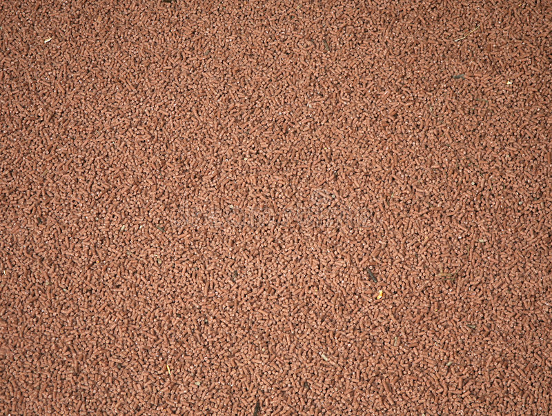 Cow Food Pellets Stock Photo
