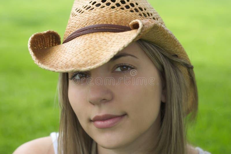 Cow-girl Image libre de droits