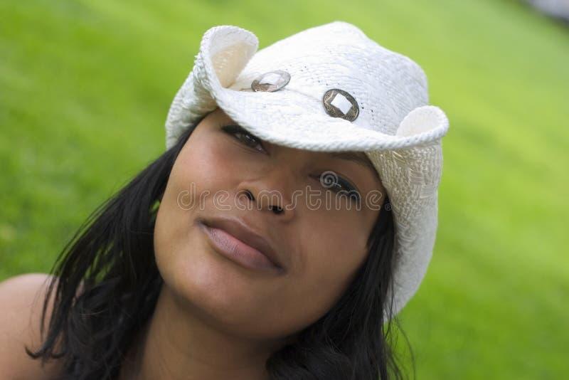 Cow-girl photographie stock libre de droits