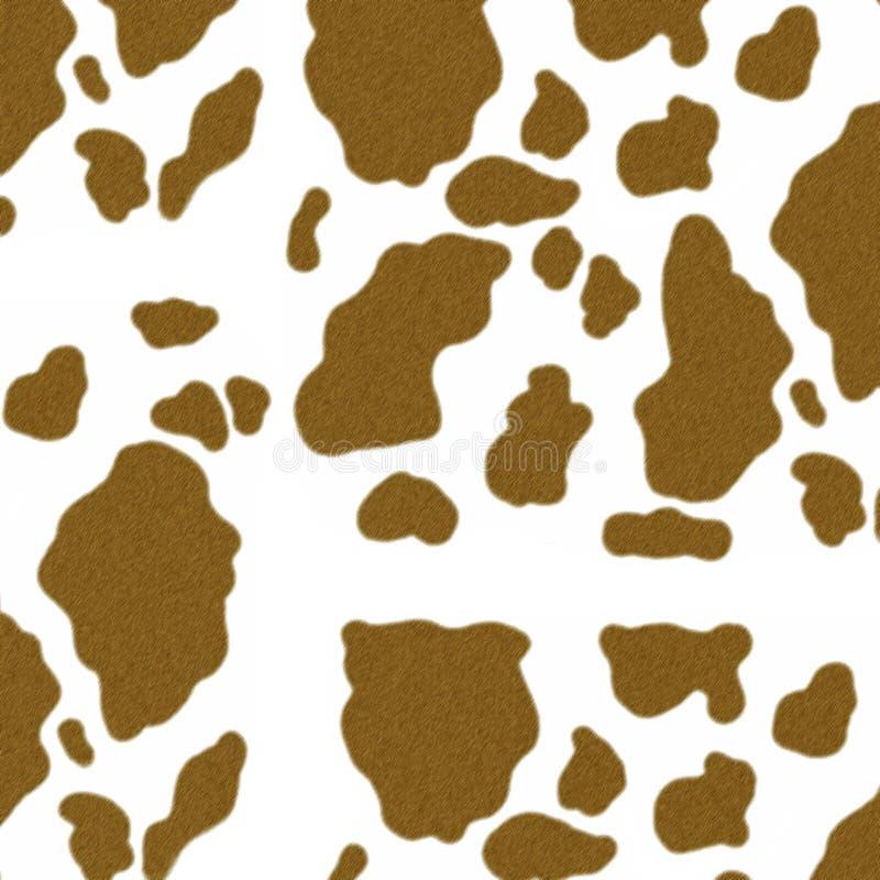 Cow Skin [02] stock illustration