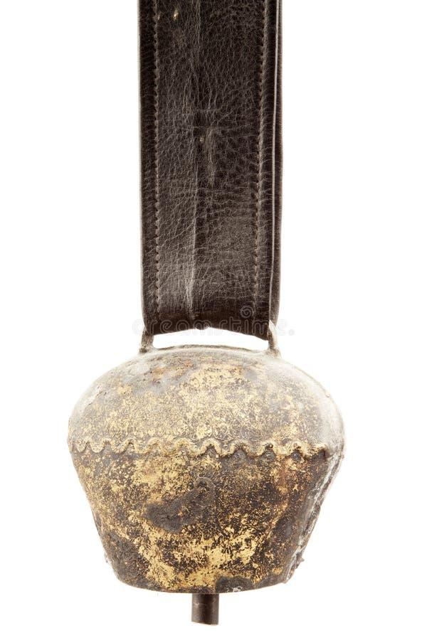 Cowbell delle alpi immagine stock