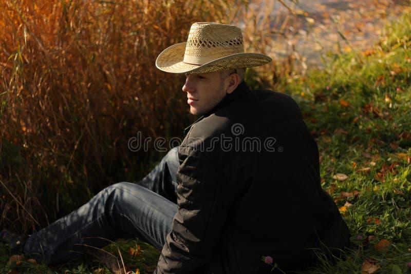 Cowboy stock afbeeldingen