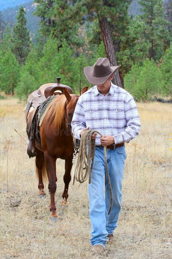 Cowboy lizenzfreies stockbild