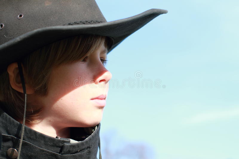 Cowboy photographie stock