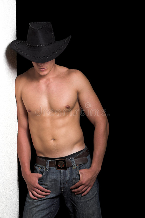 Download Cowboy 4 stock image. Image of male, rodeo, active, plaid - 2169261