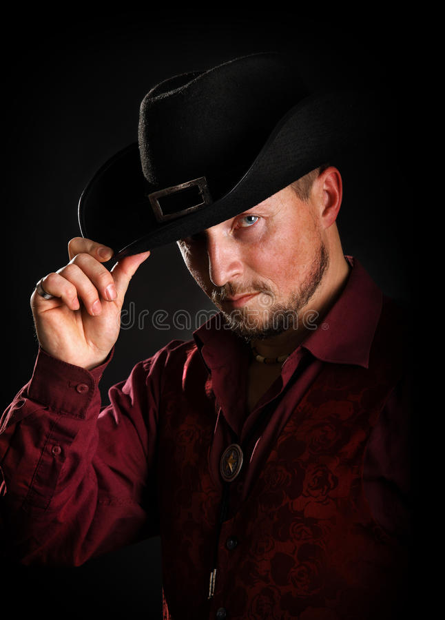 cowboy photos stock
