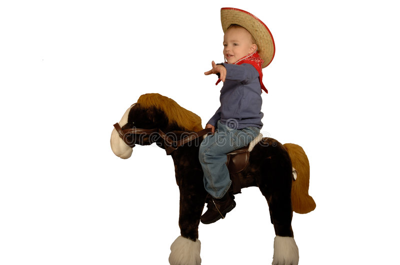 Cowboy images stock
