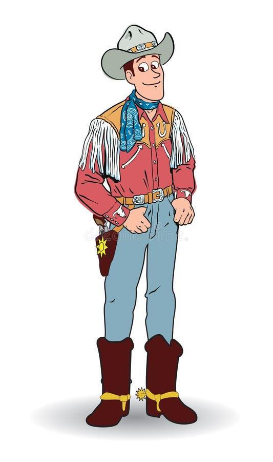 cowboy photographie stock