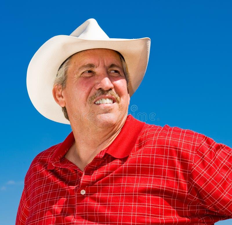 Cowboy confiável foto de stock royalty free