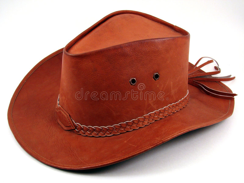 Download Cowboy hat stock image. Image of outback, wear, frill - 3748363