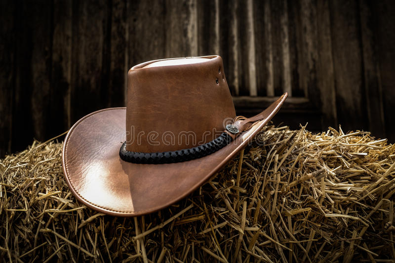 Cowboy hat royalty free stock image