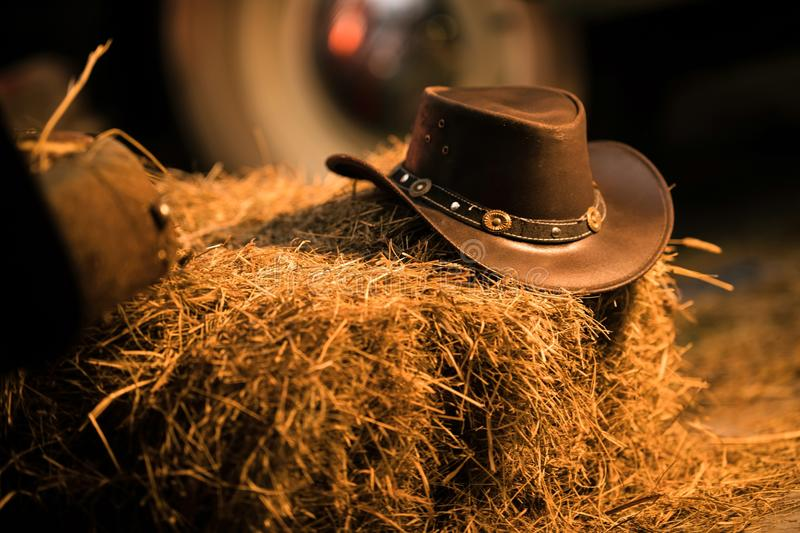 Cowboy Hat Western Wear photos stock