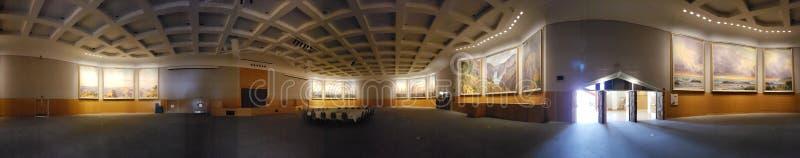 Cowboy national intérieur de l'Oklahoma et musée occidental d'héritage photographie stock