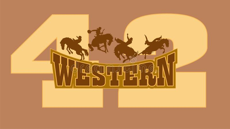 cowboy occidentale
