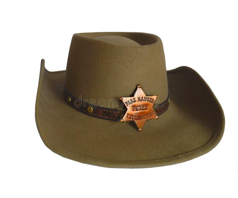 Cowboy occidentale Hat fotografia stock libera da diritti