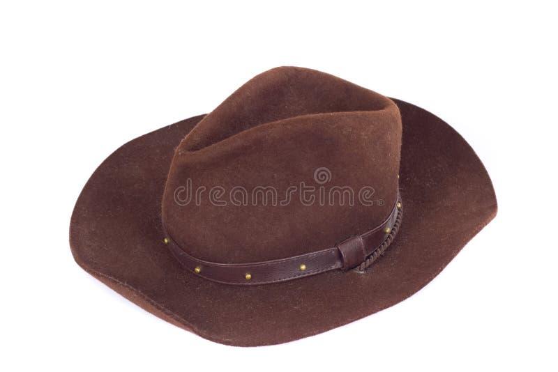 cowboyhatt royaltyfria foton