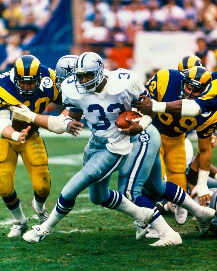 Cowboys de Tony Dorsett Dallas fotos de stock