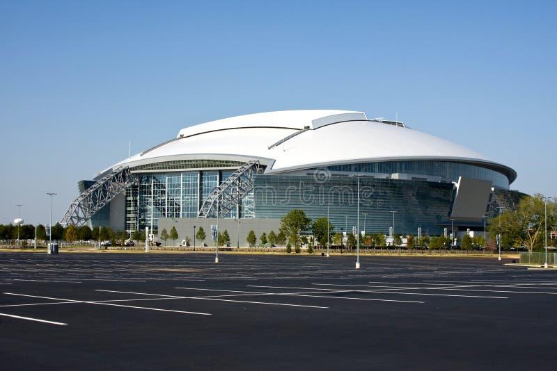 Cowboys Stadium royalty free stock photo