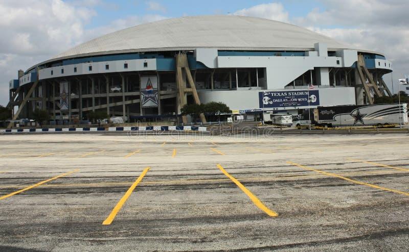 Cowboys Texas Stadium royalty free stock image