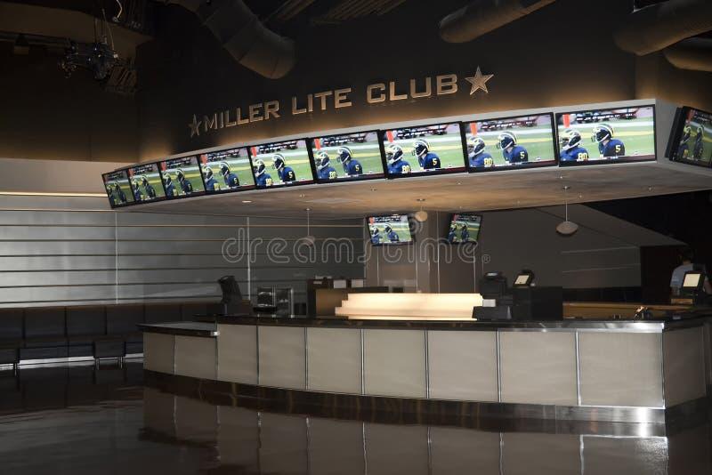 Cowboys VIP Bar Editorial Image