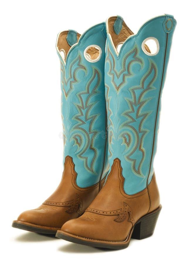 Cowboystiefel lizenzfreies stockfoto