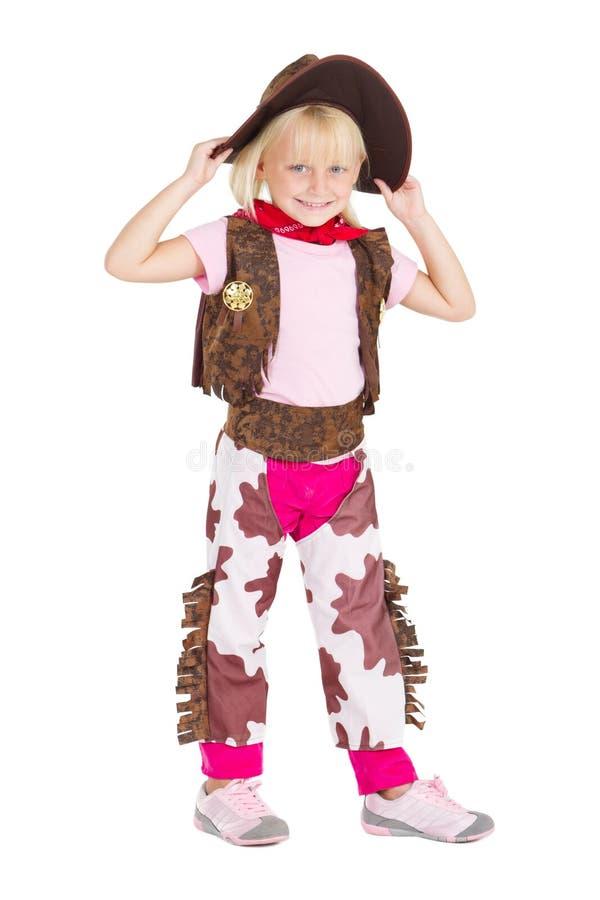 cowgirl κατσίκι στοκ εικόνα