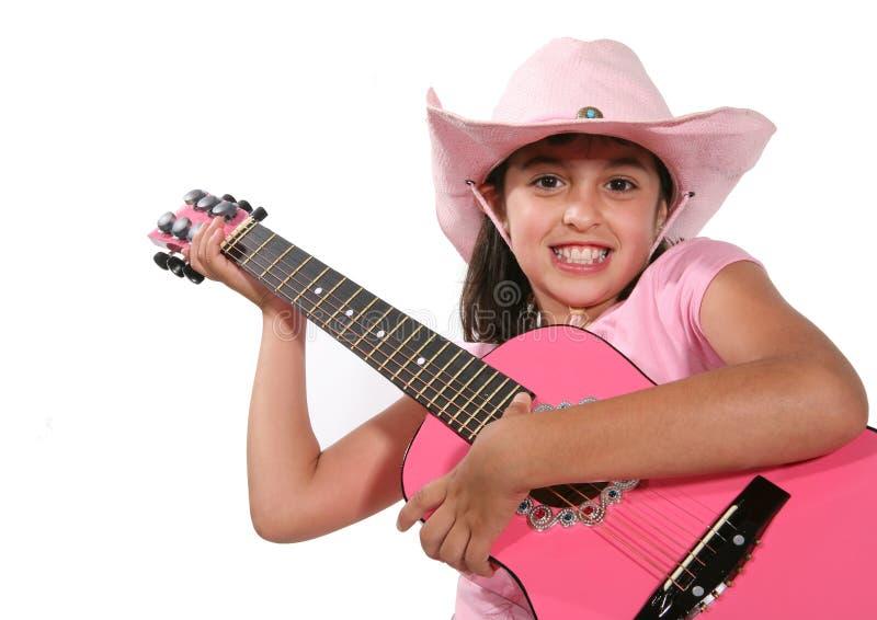 Cowgirl immagine stock